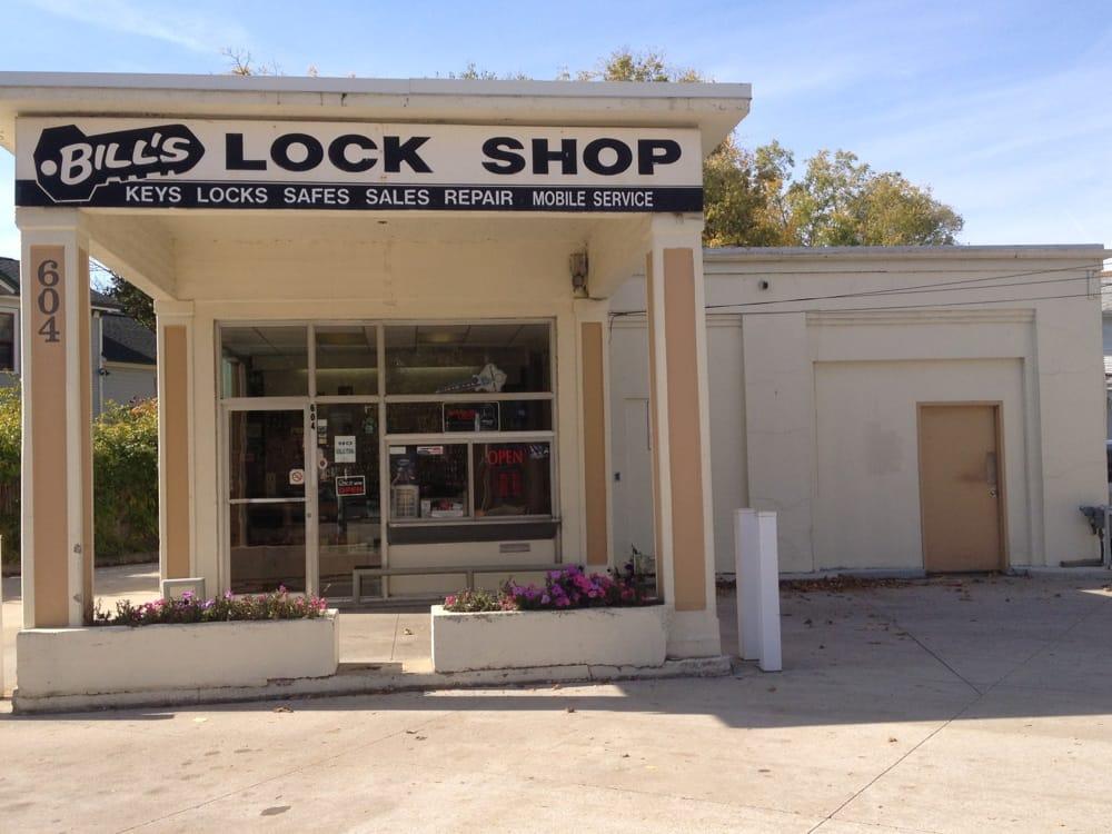 Bill's Lock Shop: 604 S Westnedge Ave, Kalamazoo, MI