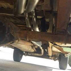 Montana Mufflers Brakes Autowerkstatt 3701 Montana Ave El