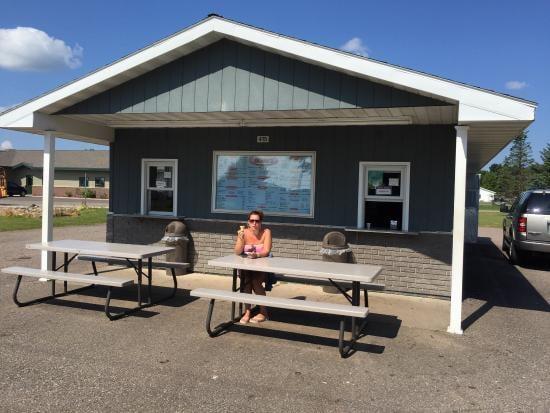 Diane's Soft Serve: Highway 45, Birnamwood, WI