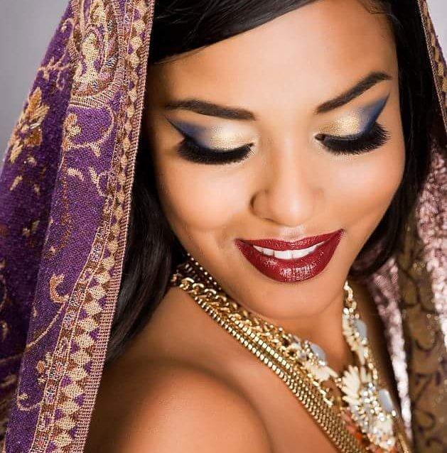 Dramatic Indian Arabic Wedding Makeup Yelp