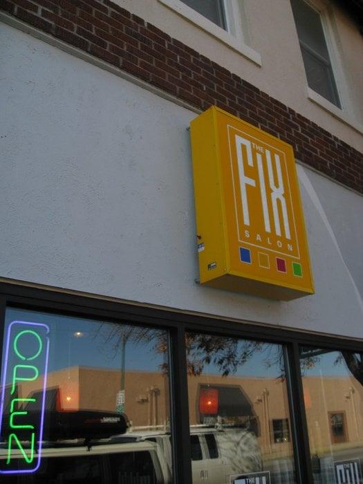 The Fix Salon: 845 New Hampshire St, Lawrence, KS