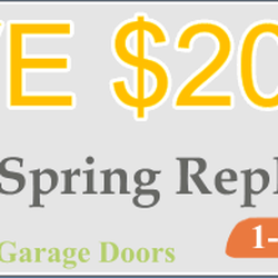 Photo Of Advanced Garage Door Company   Naperville, IL, United States. $20  Off