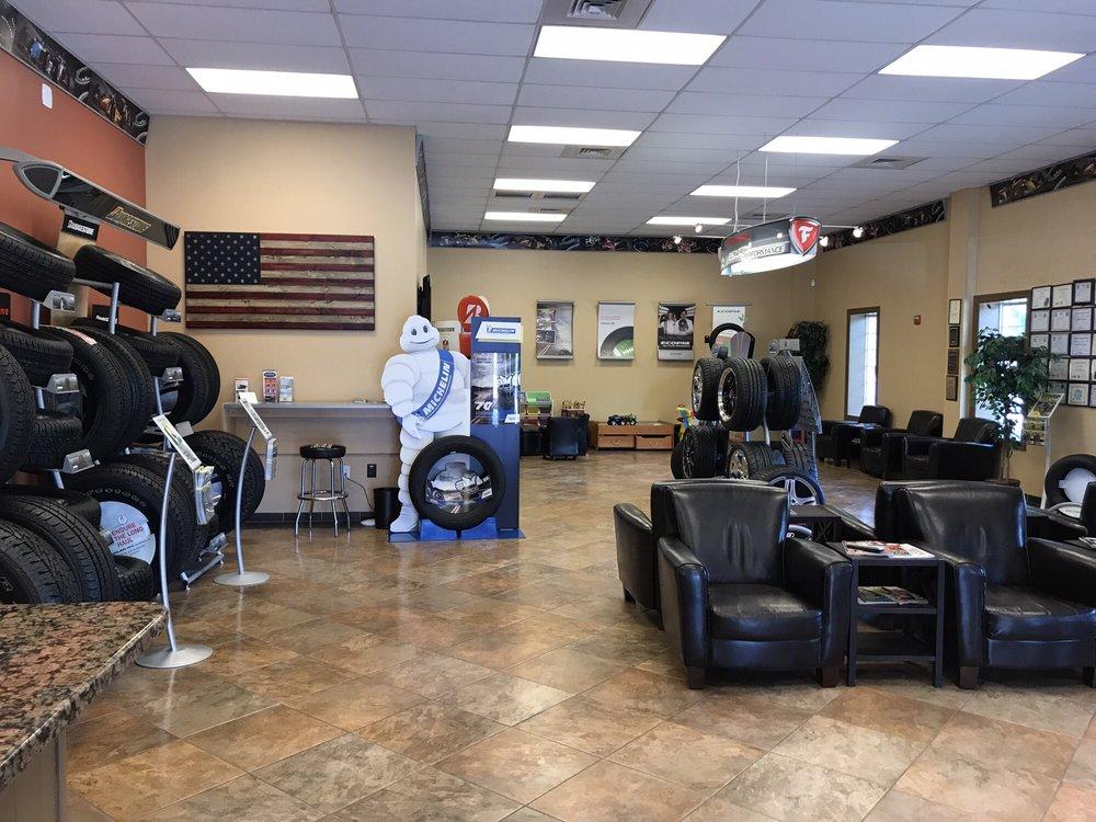 Piedmont Tire & Auto: 15151 Washington St, Haymarket, VA