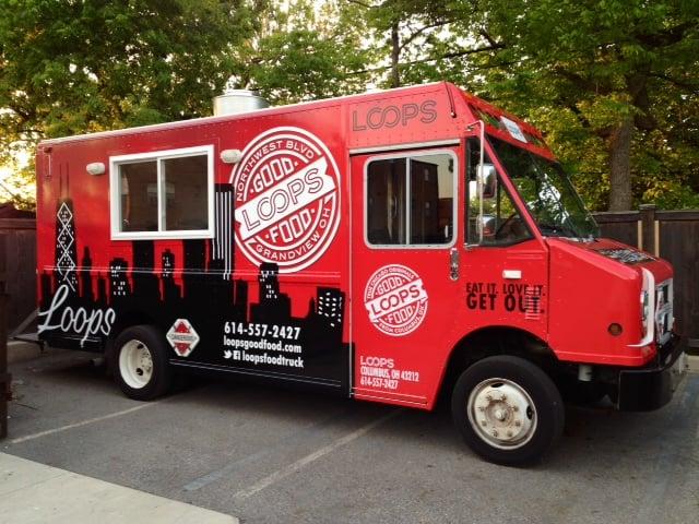 Loops Columbus Food Truck