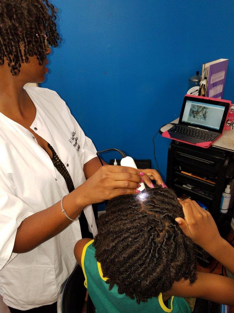Precious Rutlin Hair & Wellness Consulting