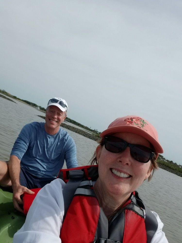 Genung's Fish Camp: 291 Cubbedge Rd, St. Augustine, FL