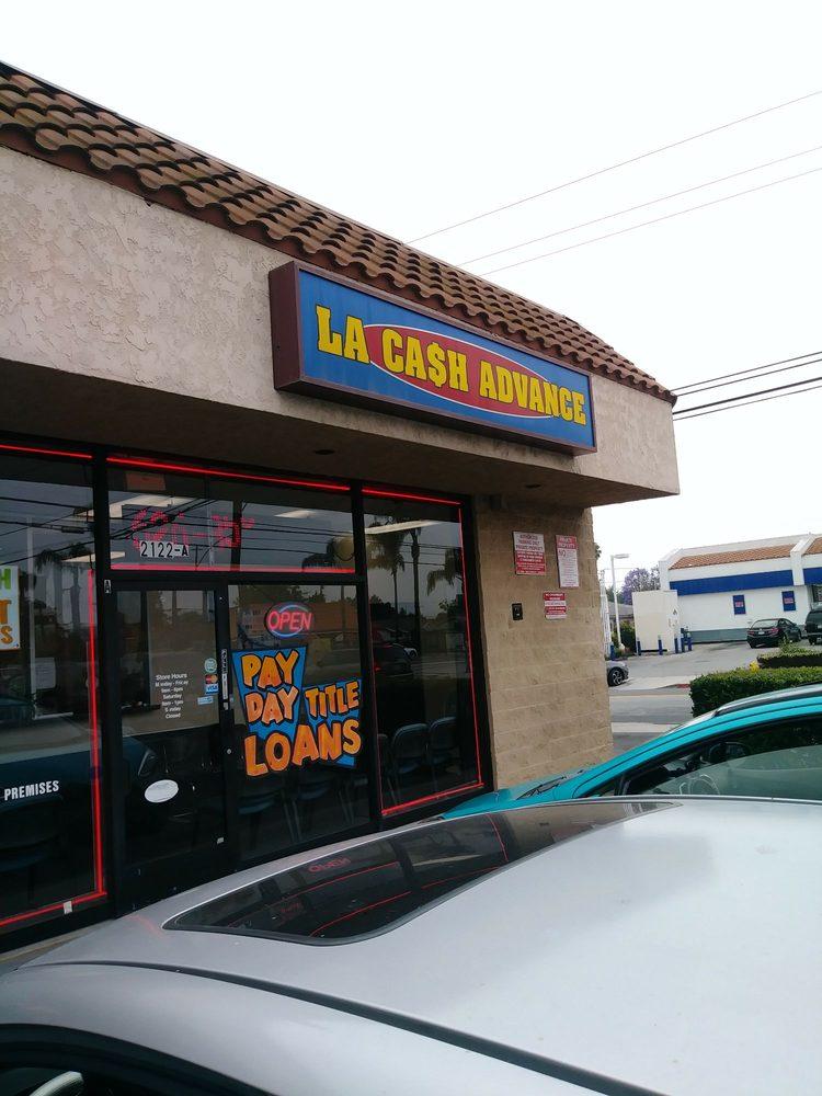 L.A. Cash Advance