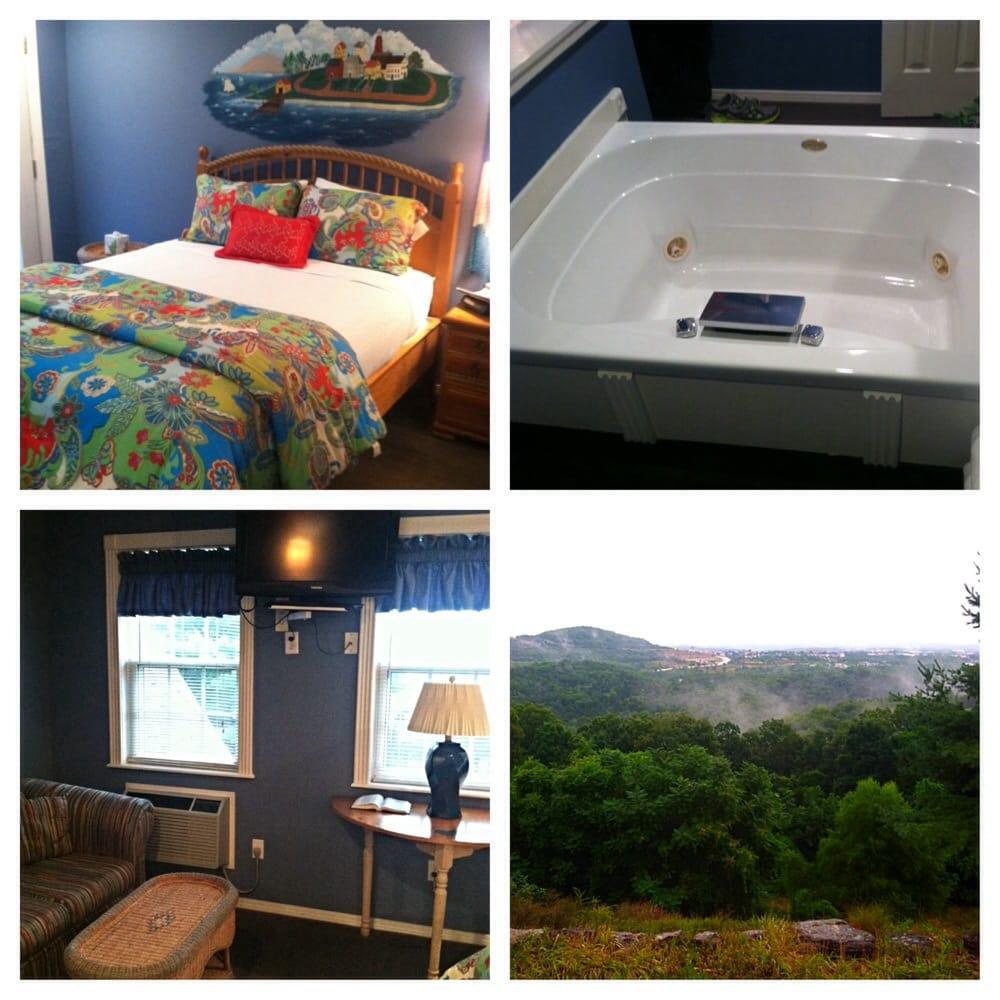The Harbor Room - 2nd floor with mini fridge, 2 person jacuzzi tub ...