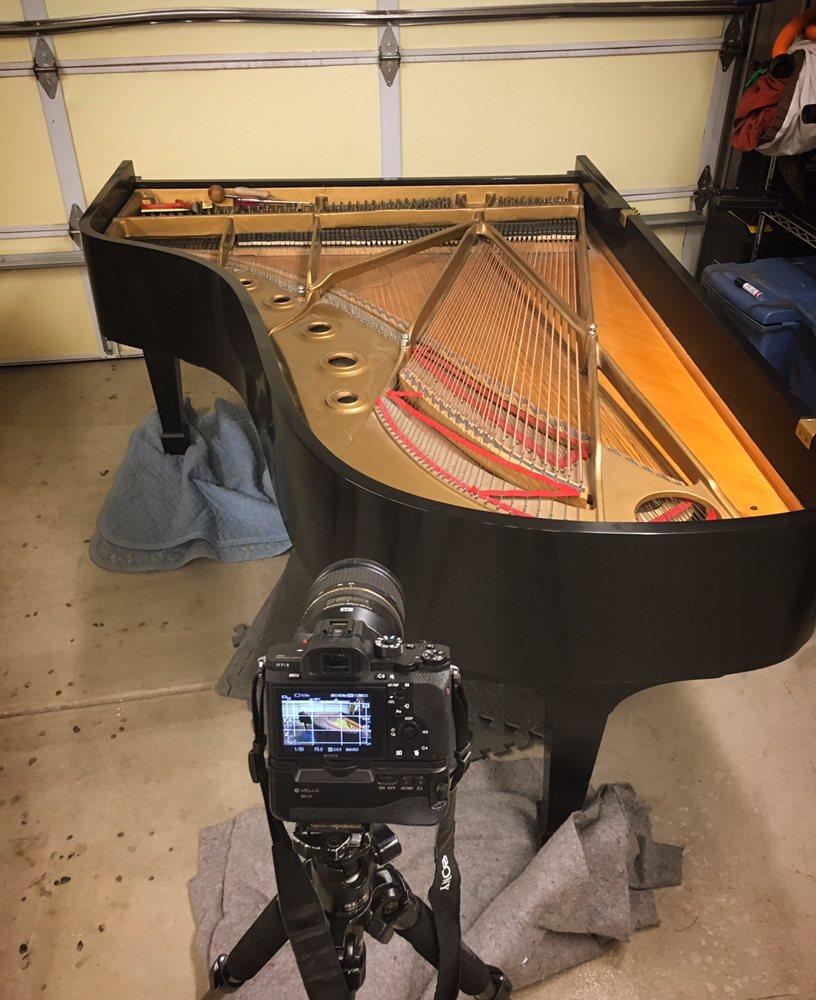 Taylor's Piano Service: Saint George, UT