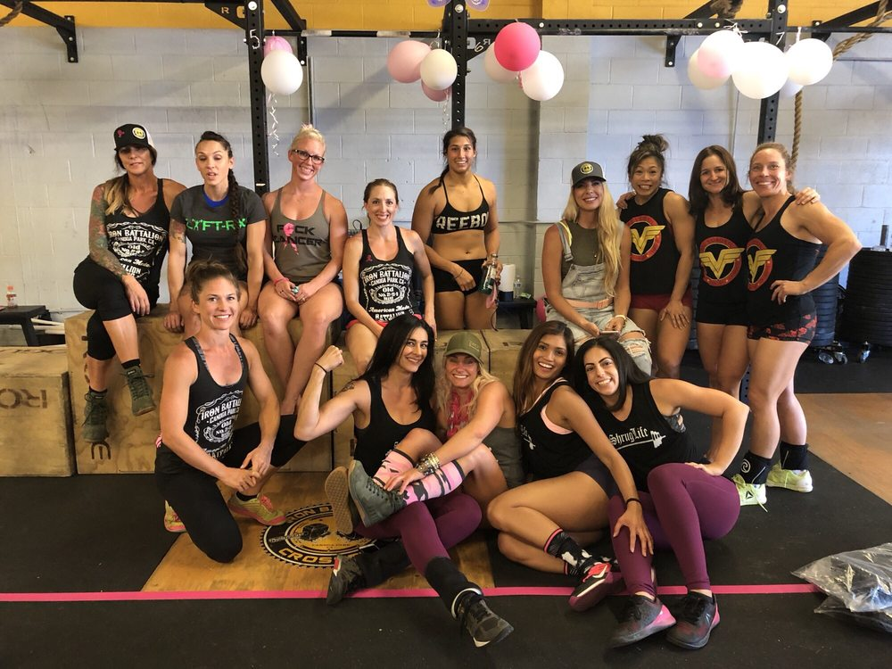 Social Spots from Iron Battalion Fitness