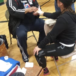 The Thurston County Police Athletic League - Boxing - 2948