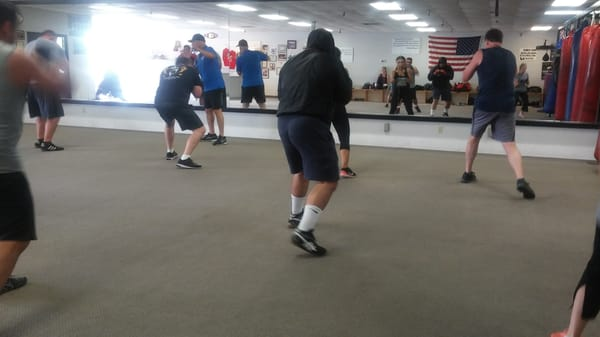 I love kickboxing roseville