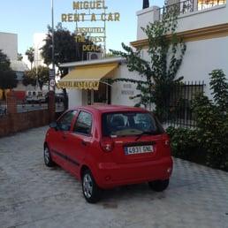 Miguel S Car Rental Rota Spain