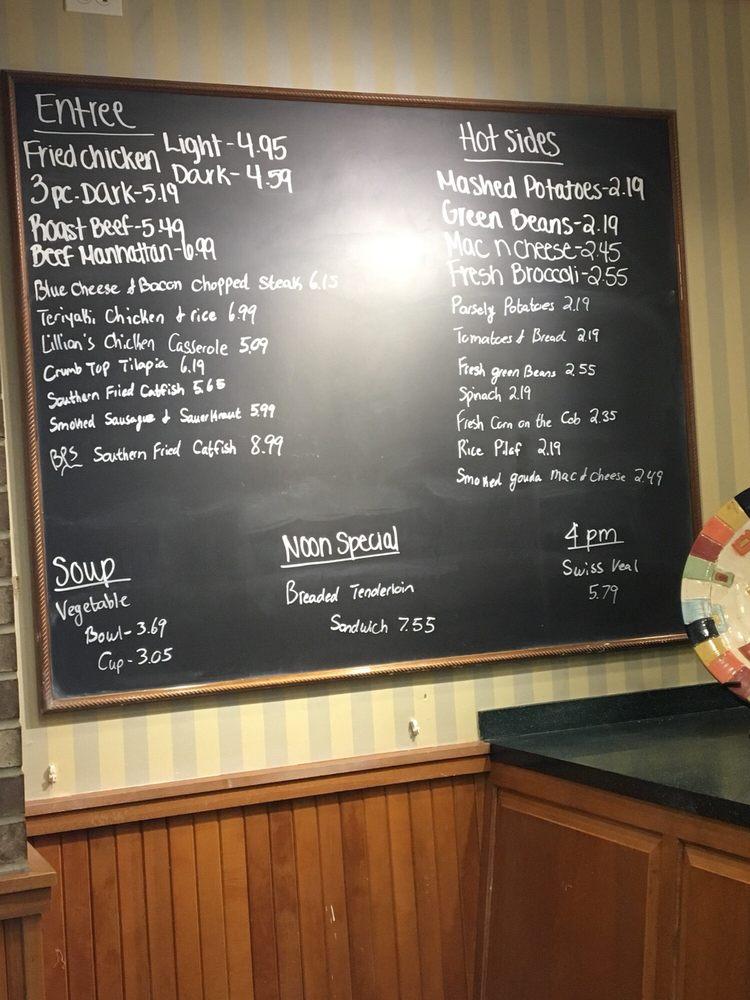 MCL Restaurant & Bakery: 3501 Granville Rd, Muncie, IN