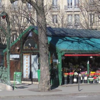 Marché aux fleurs de la Place des Ternes - Florists - Place des ...