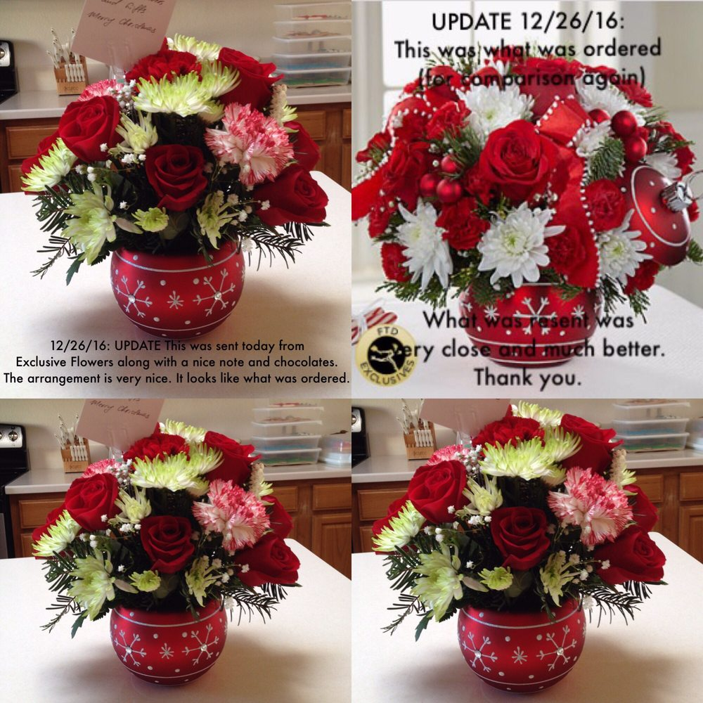 Exclusive Flowers And Gifts 61 Photos 19 Reviews Gift Shops