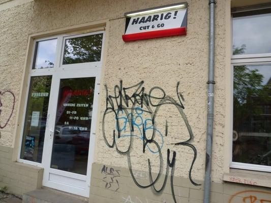Haarig - Nagelstudio - Friseur - Gleimstr. 13 Prenzlauer Berg Berlin - Telefonnummer - Yelp