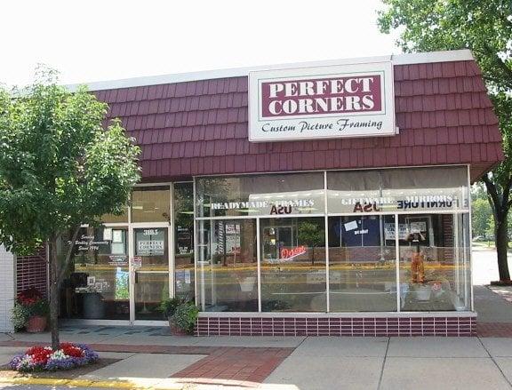 Perfect Corners Custom Picture Framing: 3185 12 Mile Rd, Berkley, MI
