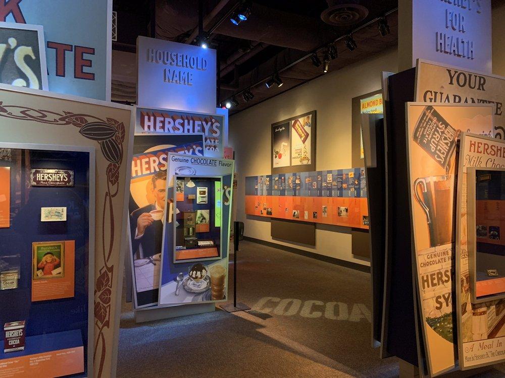 The Hershey Story: 63 W Chocolate Ave, Hershey, PA