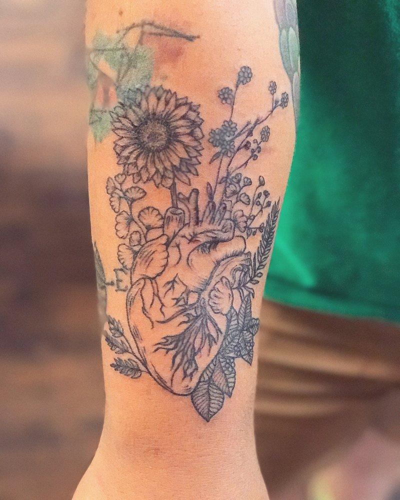 Forbidden Tattoo and Piercing: 435 A Western Blvd, Jacksonville, NC