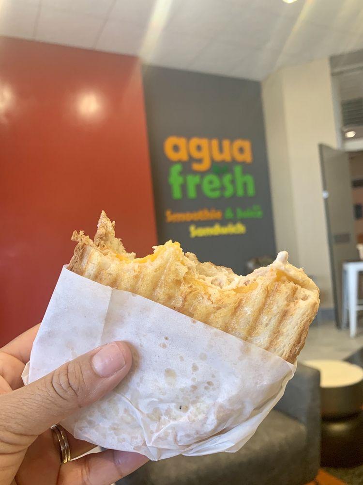 Food from Agua Fresh