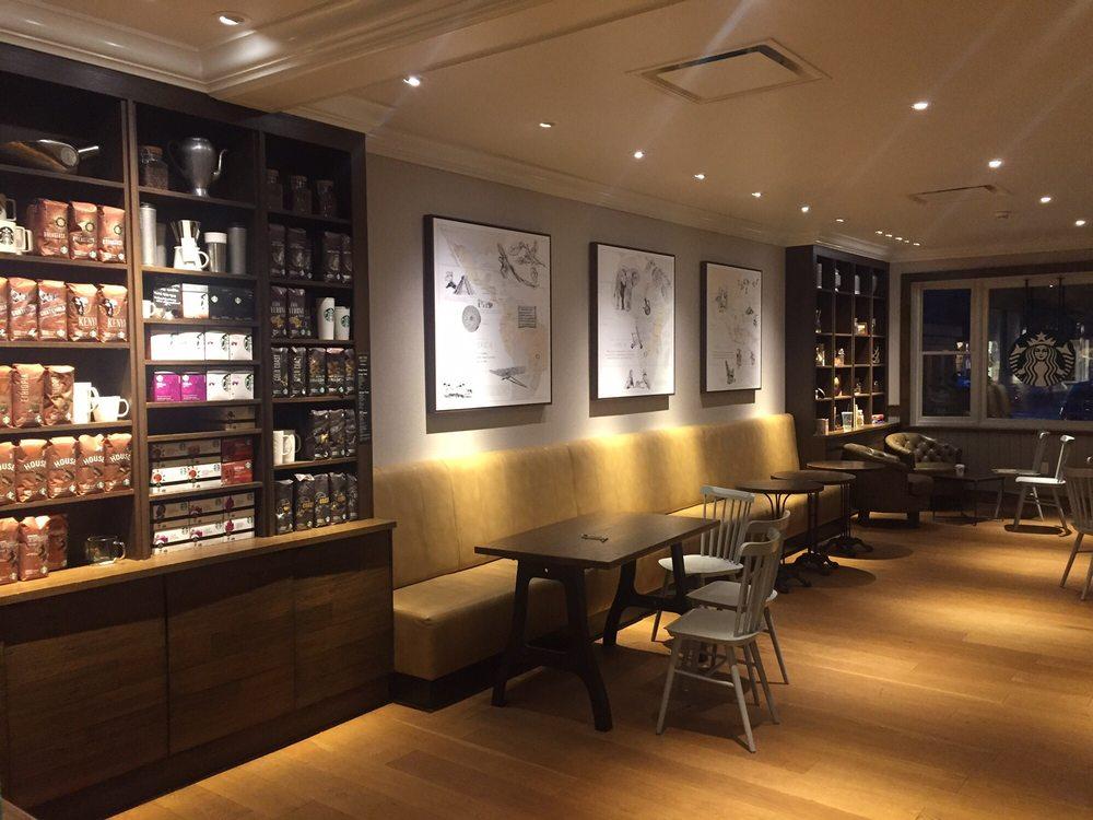 Superbe Photo Of Starbucks   East Hampton, NY, United States. The Coffee Shop Inside