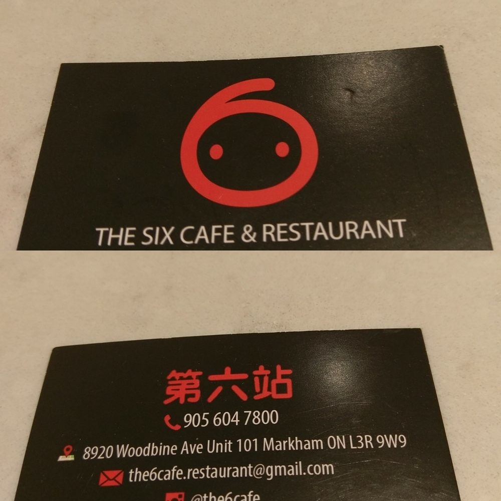 Photos for The Six Cafe and Restaurant - Yelp