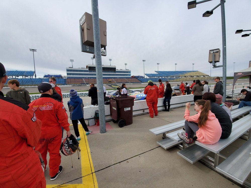 Rusty Wallace Racing Experience- Iowa Speedway: 3333 Rusty Wallace Drive, Newton, IA
