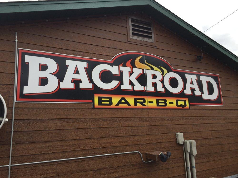 Backroad Bar B Q: 55696 898th Rd, Yankton, NE