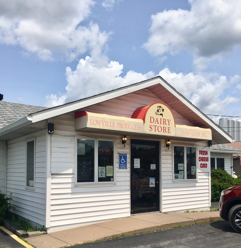 Lowville Producers Cheese Store: 7396 Utica Blvd, Lowville, NY