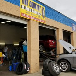 Tire Country And Auto Service Auto Repair 122 S Reilly Rd