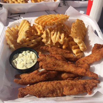 Tin fish gaslamp 386 photos 729 reviews seafood for Best fish and chips in san diego
