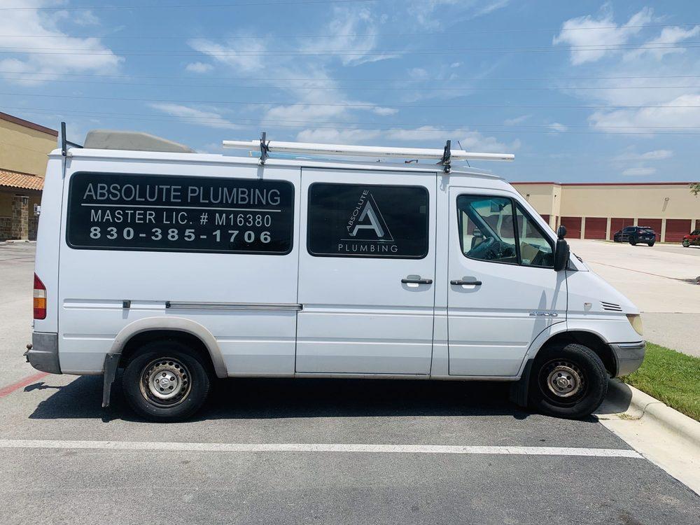 Absolute Plumbing: Cottonwood Shores, TX