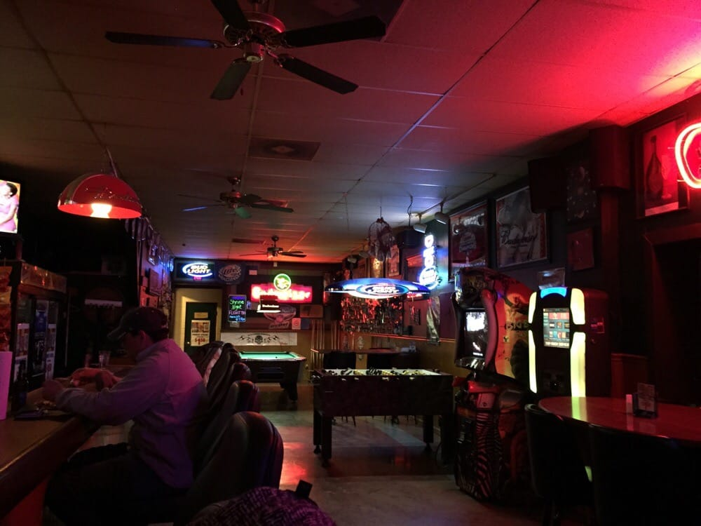 West Side Lounge: 111 S Jackson St, Newton, IL