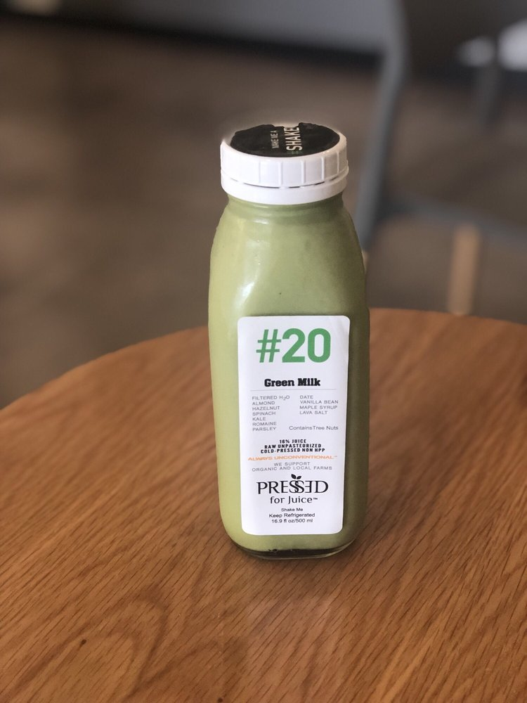 Social Spots from Pressed For Juice