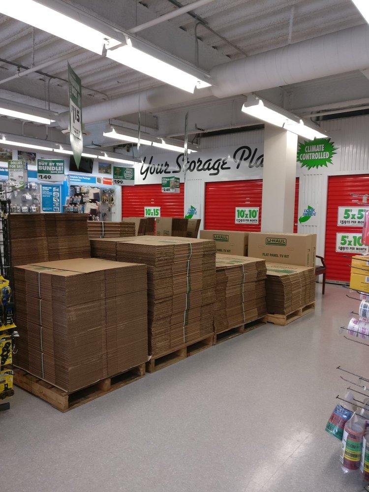 U-Haul Moving & Storage at Semoran Blvd