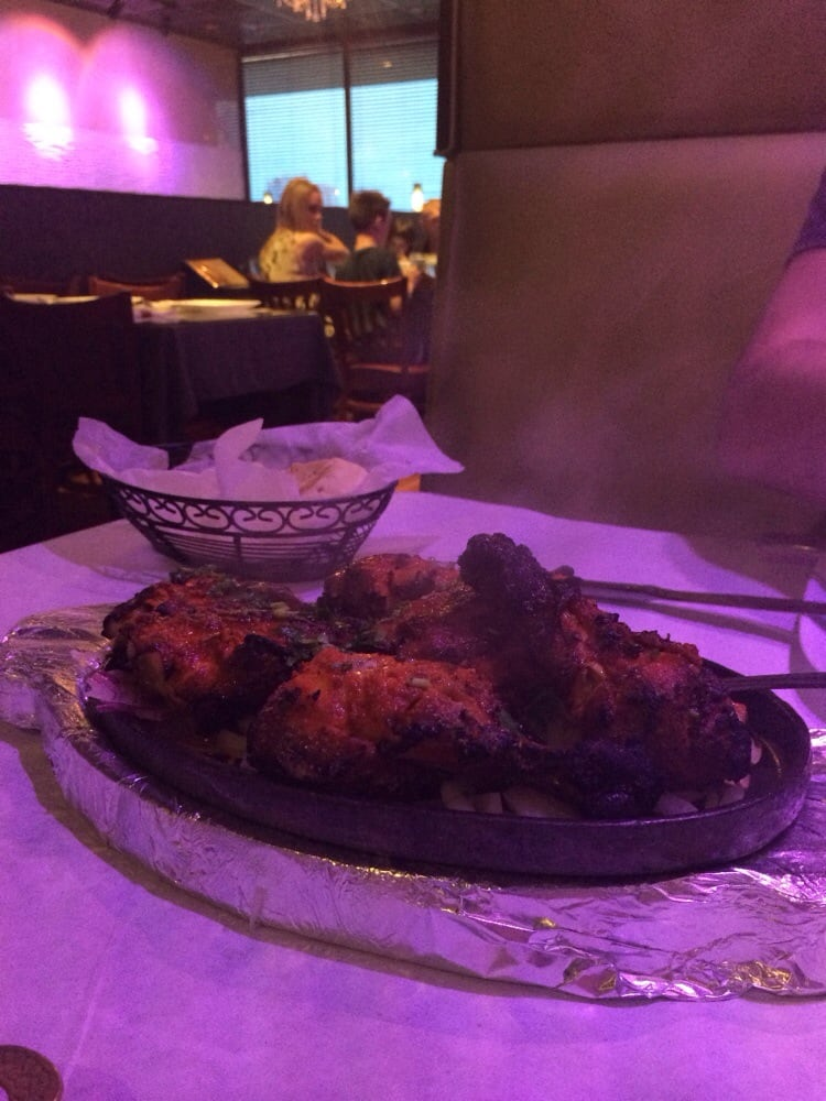 Tandoori chicken yelp for Aashirwad indian cuisine