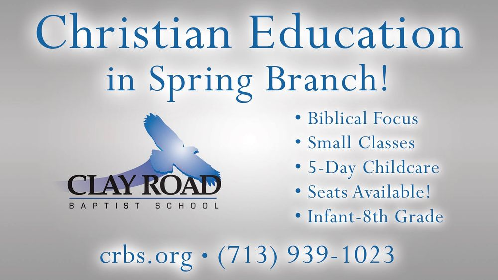 Clay Road Baptist School