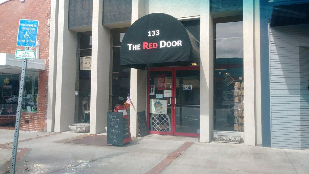The Red Door: 133 S Wayne St, Milledgeville, GA
