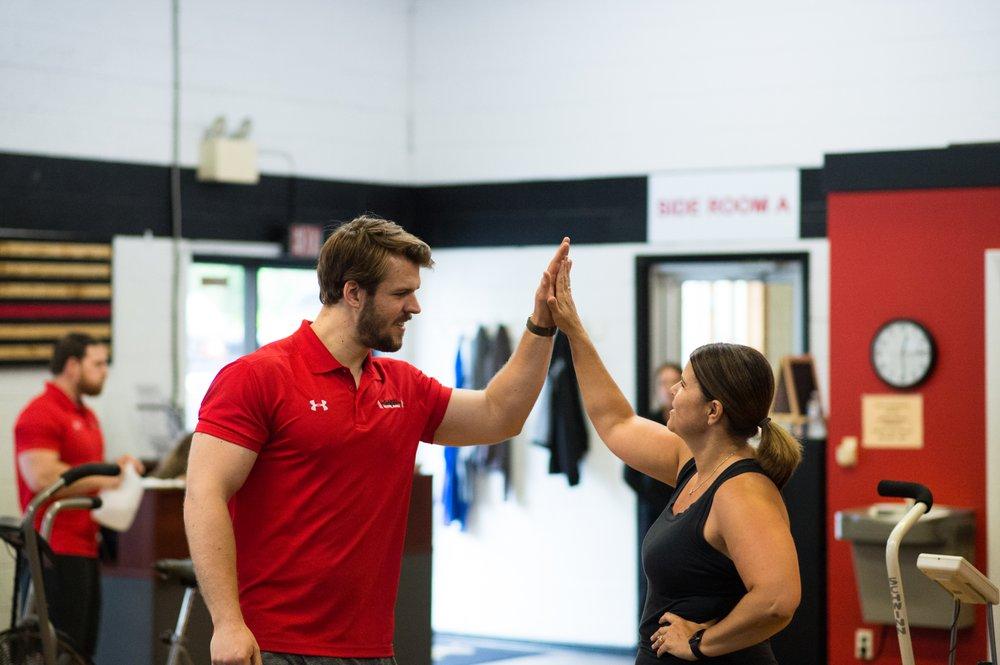 Gage Strength Training