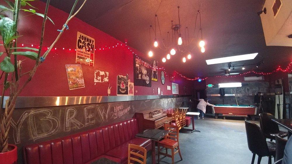 The Blue Lounge: 529 Seabright Ave, Santa Cruz, CA
