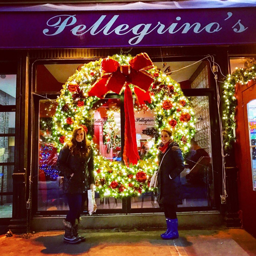 Dessert Places In Nyc Yelp: Pellegrino's Italian Restaurant