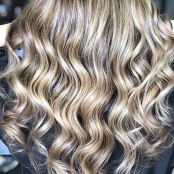 Highlights And Balayage Hair Color Treatment Yelp