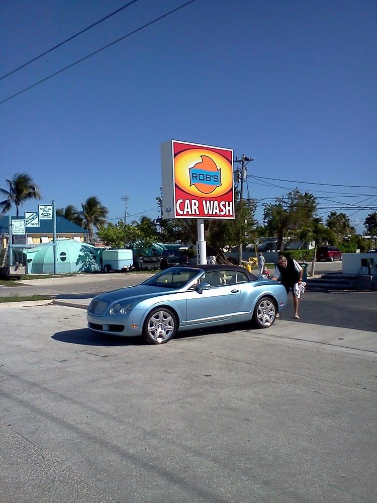 Keys Car Wash: 11055 Overseas Hwy, Marathon, FL
