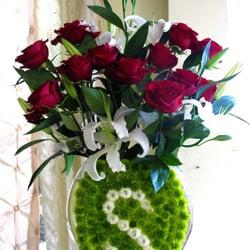 Photo Of Century City Flower Mart Los Angeles Ca United States Valentine S