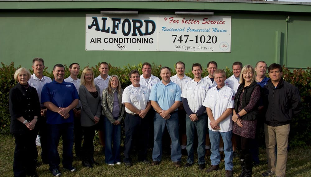 Alford Air Conditioning