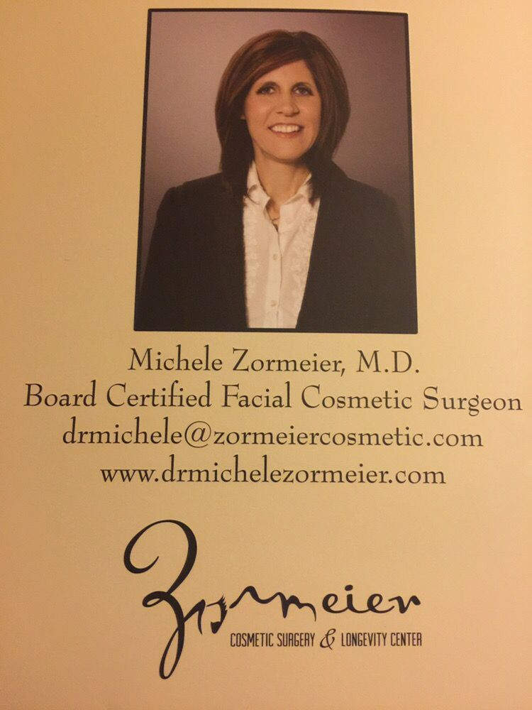 Zormeier Cosmetic Surgery And Longevity Center: 27791 N 1575 East Rd, Danville, IL