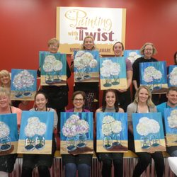 Photo Of Painting With A Twist Middletown De United States