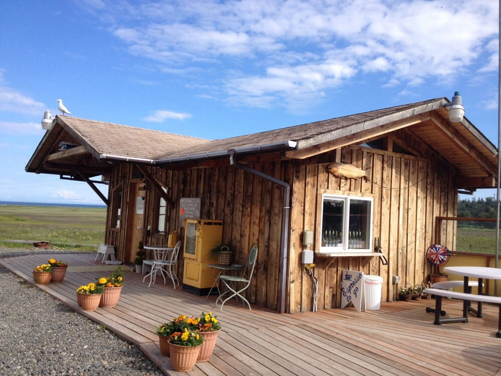 Kyllonen's RV Park: 74160 Anchor Point Rd, Anchor Point, AK
