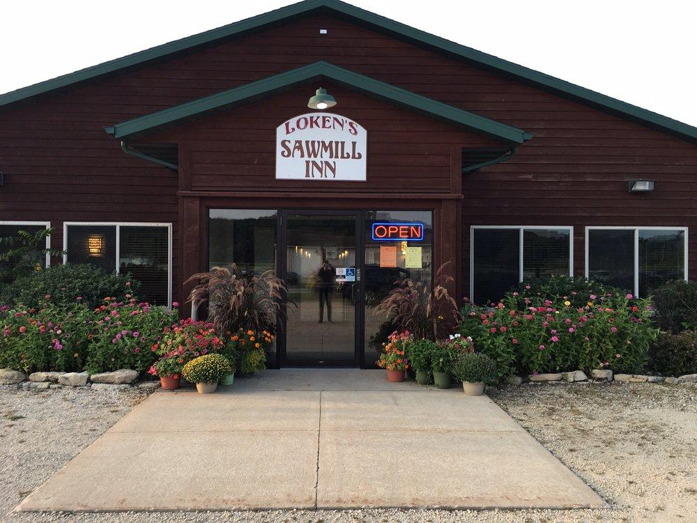 Loken's Sawmill Inn: 809 E Cedar St, Houston, MN